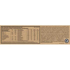 CLIF Bar Energybar Box Coconut Chocolate Chip 12 x 68g